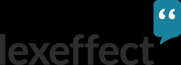Lexeffect Logo als Partner von Heiko Zieroth